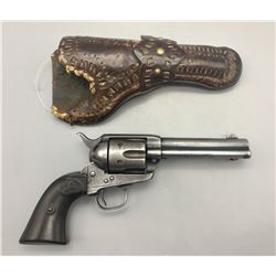 Colt Single Action with Original Holster and History