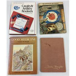 Group of Four Hardback Books