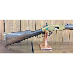 Early Winchester Yellowboy Rifle
