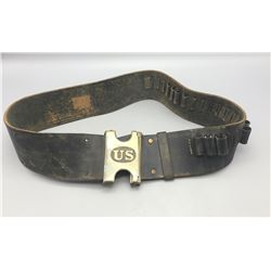 .45-70 US Army Cartridge Belt