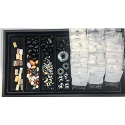 Various Gemstones and Beads