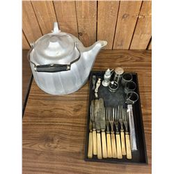 Group of Antique Utensils, Etc.