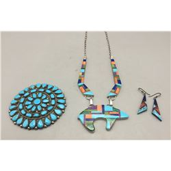 Southwest Style Jewelry Lot