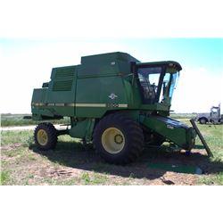 1997 John Deer 9600 Combine