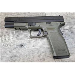 SPRINGFIELD MODEL XD45 TACTICAL