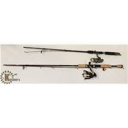 PAIR OF RODS: OUTDOOR ANGLER BRAND FISHING ROD