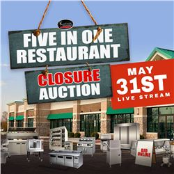 WELCOME TO KASTNER AUCTIONS RING TWO RESTAURANT
