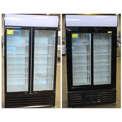 FEATURED LOTS: NEW COMMERCIAL COOLERS