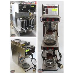 FEATURED LOTS: COMMERCIAL COFFEE MAKERS