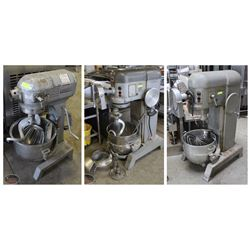 FEATURED LOTS: COMMERCIAL MIXERS