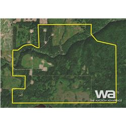 1,605 +/- TOTAL ACRES GRAZING LEASE Eaglesham, Alberta