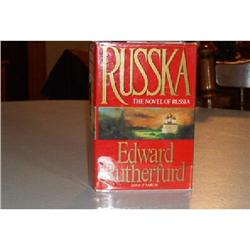 Russka By Edward Rutherfurd #862733