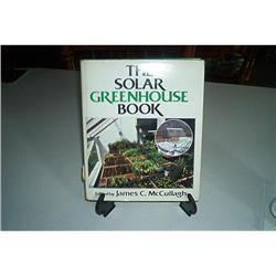 Book-The Solar Greenhouse Book #862744