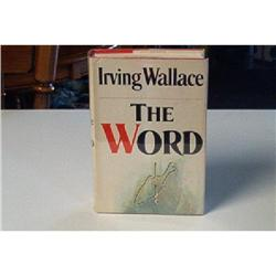 Book-The Word By Irving Wallace #862746