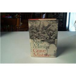 Grave Mistake By Ngaio Marsh #862748