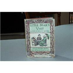 Book-Little Bear's Visit - Else Holmelund #862758