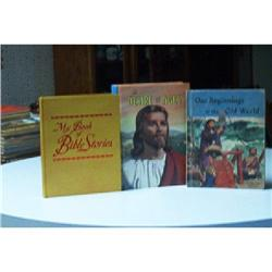 Three Bible Story Books  #862767