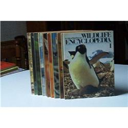 Book-Funk & Wagnalls Wild Life Encyclopedias #862768