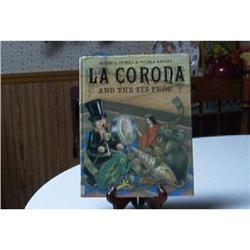 Book-La Corona And The Tin Frog  #862773