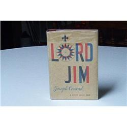 Book-Lord Jim By Joseph Conrad #862777