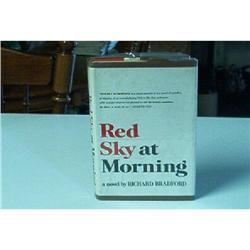 Book-Red Sky At Morning By Richard Bradford #862804
