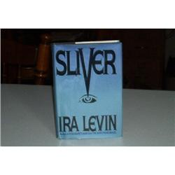 """Sliver""-Author: Ira Levin #862811"