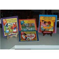 "Five Paperback ""Landoll's"" Fairy Tales #862827"