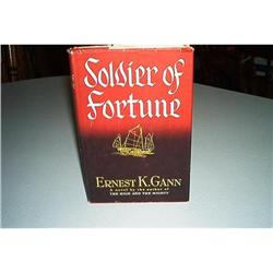 Book -Soldier Of Fortune-By Ernest K. Gain #862843