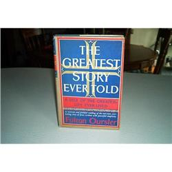 Book -The Greatest Story Ever Told by Fulton #862845