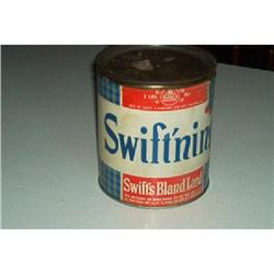 """Swift's Bland""  Lard Can #862872"