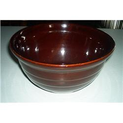 Vintage Stoneware Bowl  #862895