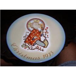 1975 Christmas Plate #862906
