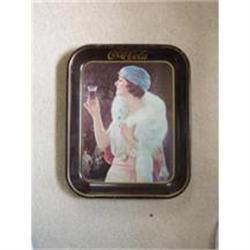 "1973 ""Memorabilia"" Coca-Cola Tray #862911"