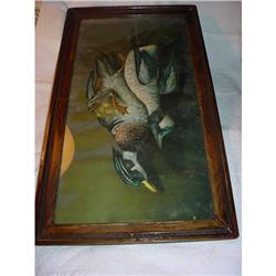 Tray, print of hanging geese #862927