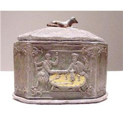 687 19th Century Chinese Box #862942