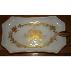 LIMOGES  FRANCE ASHTRAY #862958