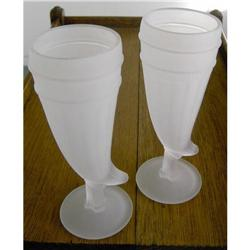 Tiara Powderhorn Mugs-pair #862972