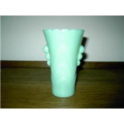 Jadite Art Deco Table Vase #862975