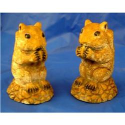 Chipmonks Salt & Pepper Set #862979