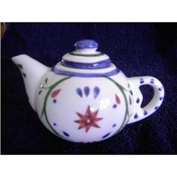 Modern Teapot, Single serve #862987