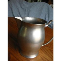Vintage Cornwall Pewter Pitcher #863004