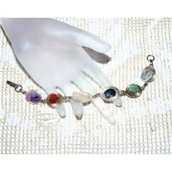 Vintage Semi-Precious Stone Bracelet #863015