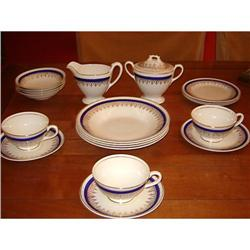 20 pc. Homer Laughlin Eggshell Georgian..c.1944 #863072