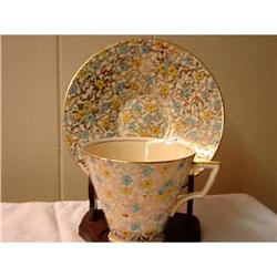 Royal Winton Chintz-Cup and Saucer..Gorgeous! #863092