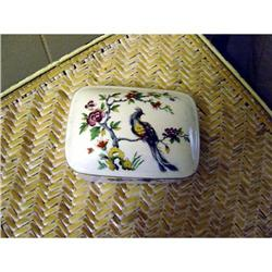 Limoges Box w/lid and 2 trays #863099