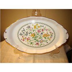 Royal Kent..Gorgeous Serving Platter..Mint #863110