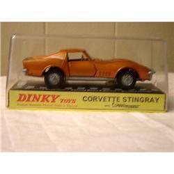 Dinky #221- Corvette Stingray Mint in Box! #863112