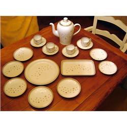 Bing & Grondahl 1950's China Set 13 pieces #863115