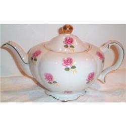 English Ellgreave Rose Tea Pot #863645