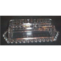 Candlewick Elegant Covered Butter #863674